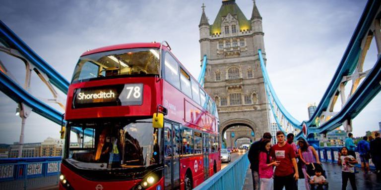 Grote betoging tegen brexit in Londen
