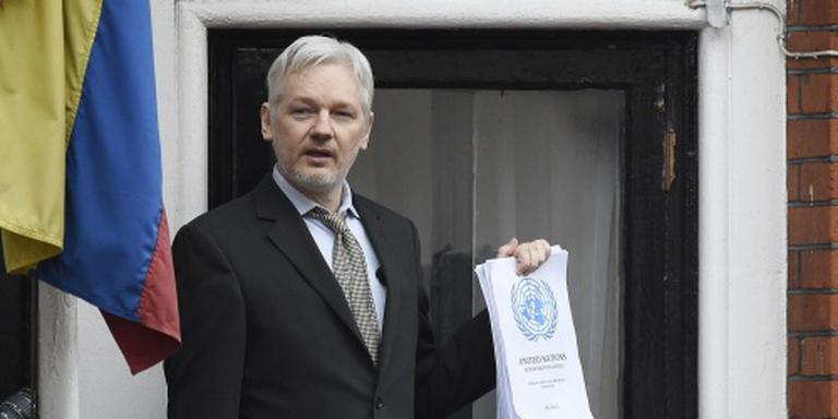 Zweedse aanklager wil Assange nog ondervragen