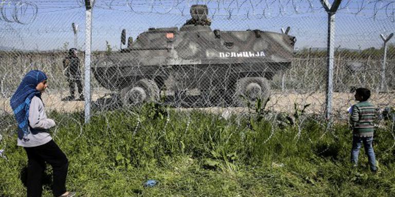 Weer onrust bij grensplaats Idomeni