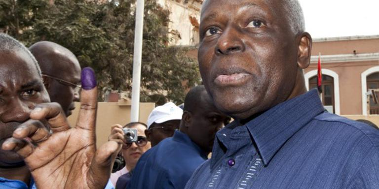 President Angola stopt ermee na bijna 40 jaar