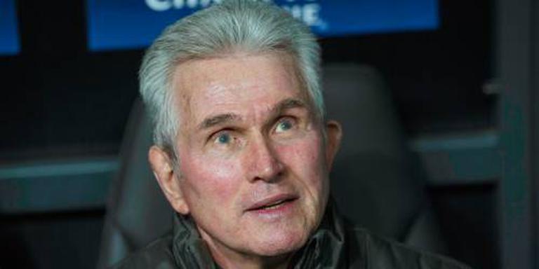 Heynckes troeft Van Gaal en Ancelotti af