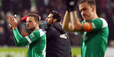 Pizarro oudste doelpuntenmaker in Bundesliga