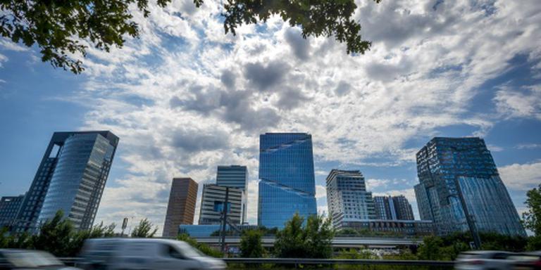 'Minder lege kantoren op Zuidas dan ooit'