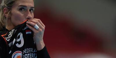 Handbalster Polman: geslaagd voor echte test