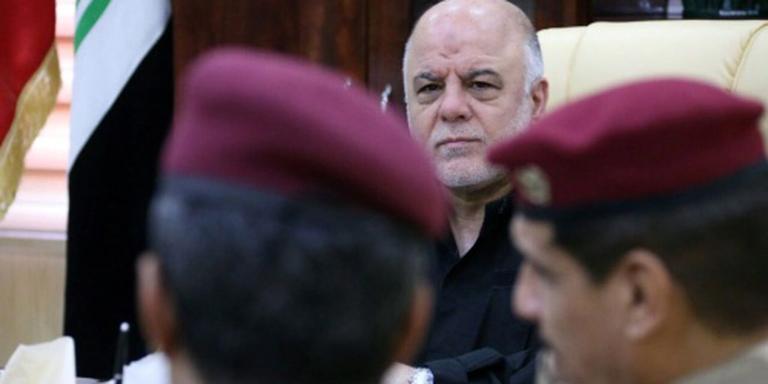 Premier Irak claimt overwinning in Falluja