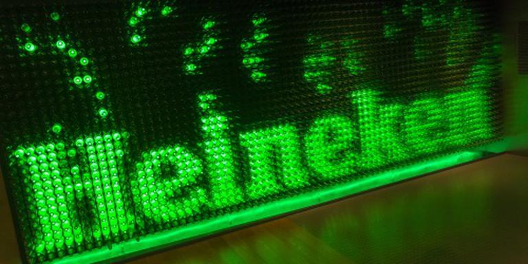 Heineken stapt in Formule 1