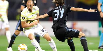 Trainer Cocu hard onderuit met Fenerbahçe