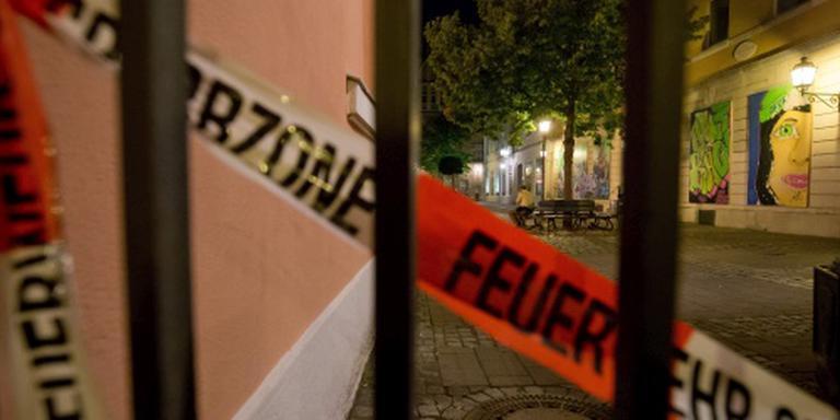 Explosie Ansbach vermoedelijk terreuractie