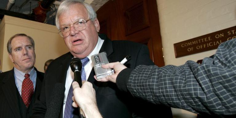 Ex-voorzitter Congres VS de cel in