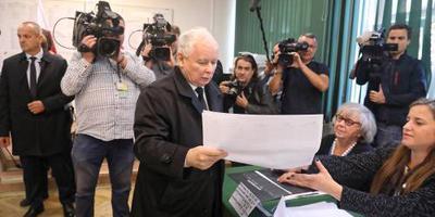 Kleine overwinning voor regeringspartij Polen