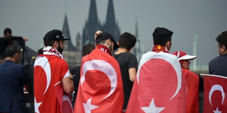 Turkije kraakt Duits verbod op videotoespraak