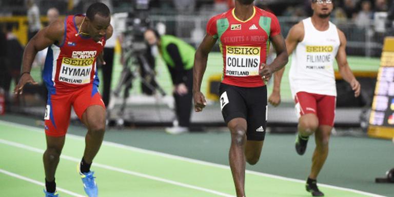 Sprinter Collins loopt hamstringblessure op