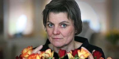 LC-journaliste Gitte Brugman wordt artistiek adviseur bij Kunstmaand Ameland. FOTO NIELS WESTRA