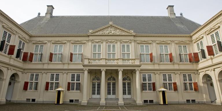 Paleis Noordeinde in zomer open voor publiek
