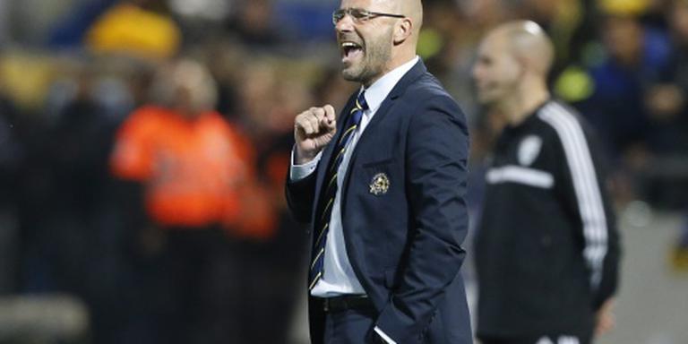 Peter Bosz nieuwe trainer Ajax
