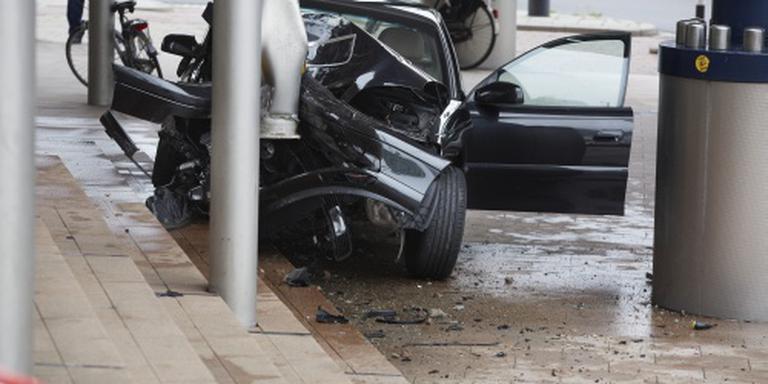 Politie kan zwarte doos auto uitlezen