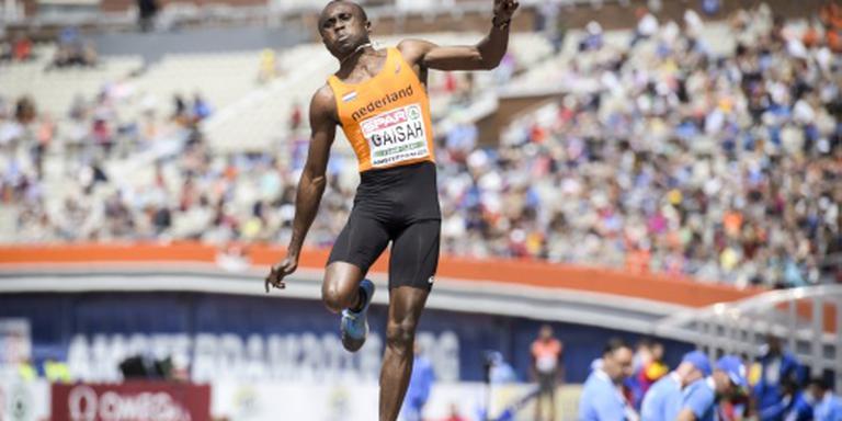 Gaisah springt naar finale