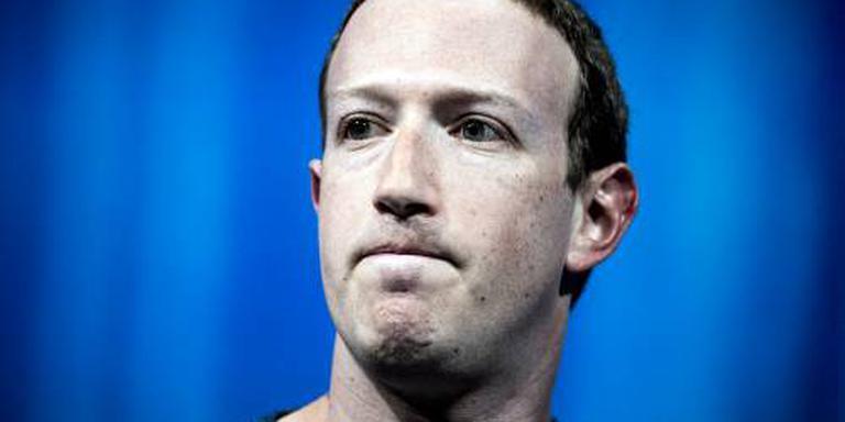 Facebook-baas onder vuur om Holocaust