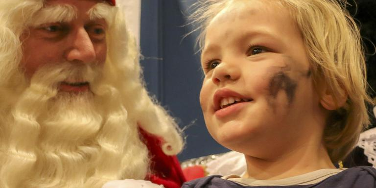 Hugo en Sinterklaas