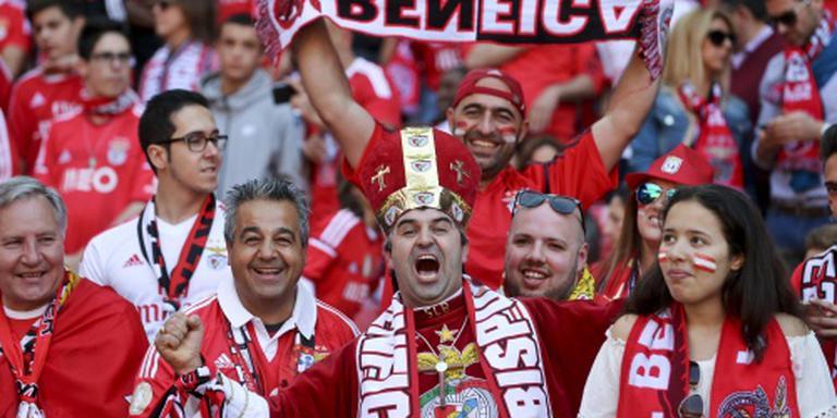 Benfica haalt 35e titel binnen