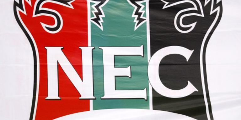 NEC vindt Franse doelman Delle