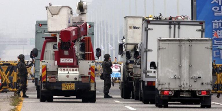 Zuid-Korea weert onderdanen uit Kaesong