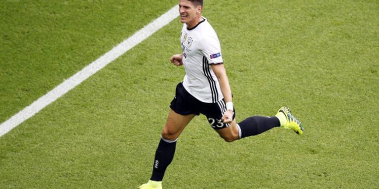 Duitsland krijgt Slowakije als tegenstander