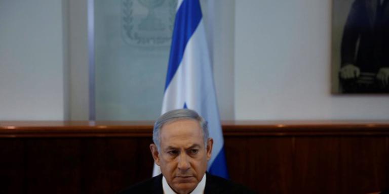 Netanyahu keurt nazivergelijking generaal af