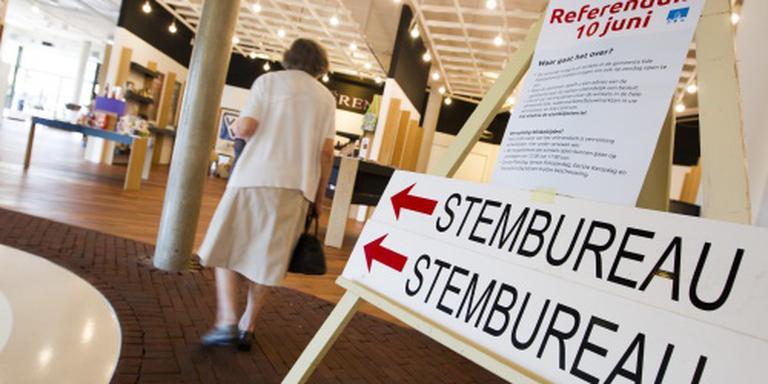 'Zelfde aantal stembureaus niet verplicht'