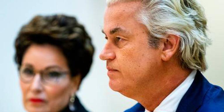Proces Wilders zeker half jaar vertraagd