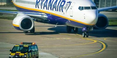 Annuleringen leiden tot lagere winst Ryanair