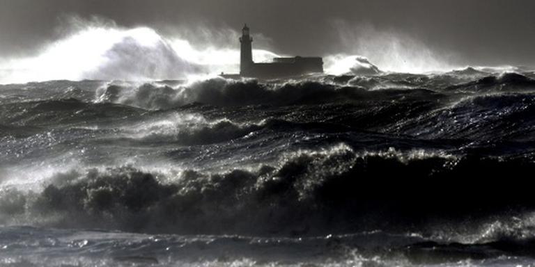 Regen en storm teisteren Ierland