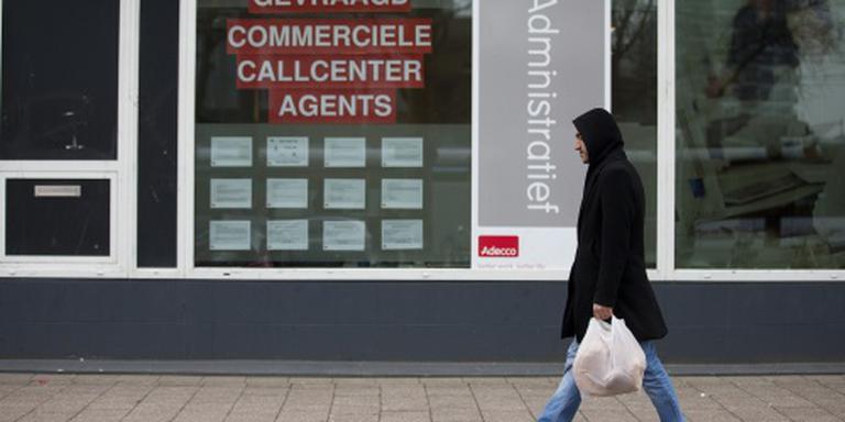 'Herstel banenmarkt niet zichtbaar in lonen'