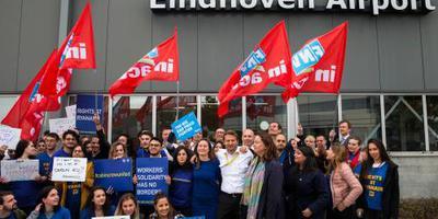 Weer staking bij Ryanair in Eindhoven