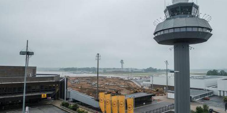Duits vliegveld dicht door hitteschade