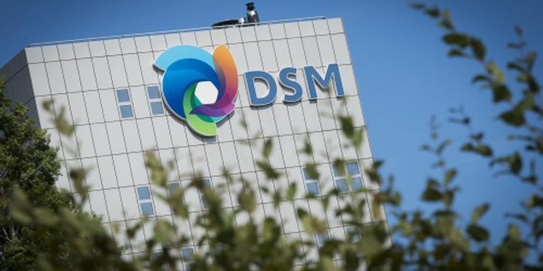 Meer omzet en winst voor DSM