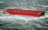 De MSC Zoe verloor in de nacht van 1 op 2 januari 2019 in een zware storm meer dan driehonderd containers.