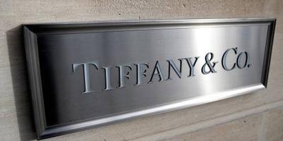 Juwelen Tiffany minder in trek in VS