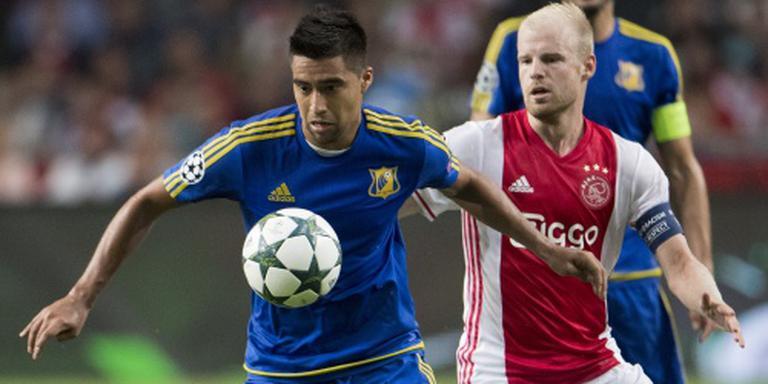 Klaassen: beste Ajax van dit seizoen