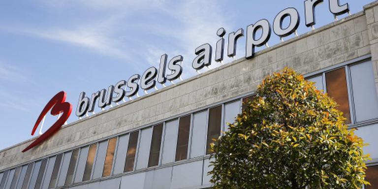 Geen grote drukte op Brussels vliegveld