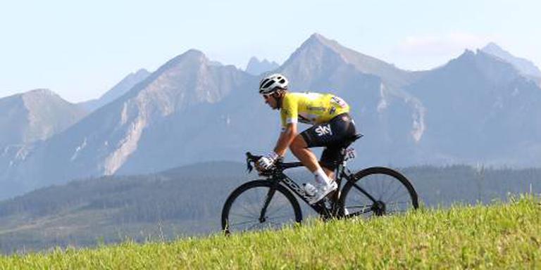 Kwiatkowski houdt stand in Ronde van Polen