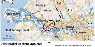 Financiering aanleg Blankenburgtunnel is rond