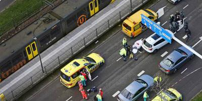 Utrecht: drie dodelijke slachtoffers