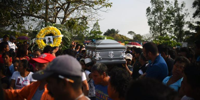 Aantal doden door explosie Mexico neemt toe