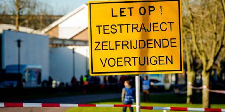 'Nederland top voor zelfrijdende auto'