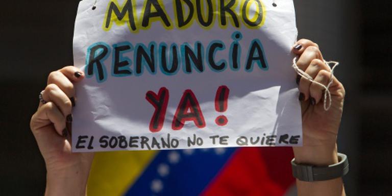 Afzetting president Venezuela stap dichterbij