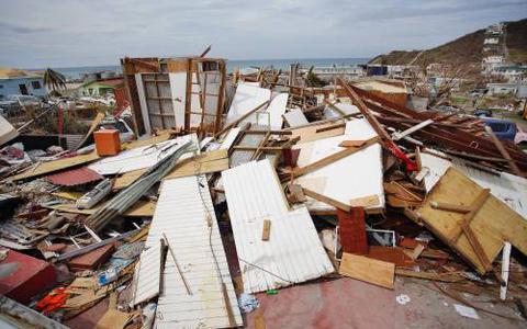 Nieuwe orkaandreiging Caribisch Nederland