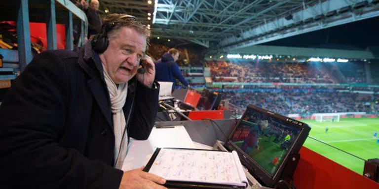 Frank Snoeks commentator finale EK voetbal
