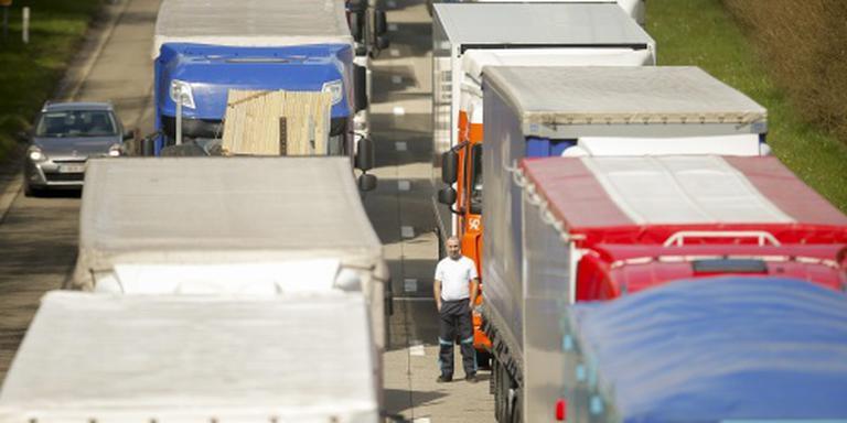 Vlaamse tolboete voor 27 Nederlandse truckers
