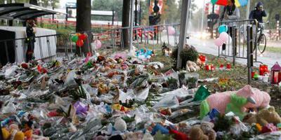 Leerkrachten herdenken slachtoffers Oss
